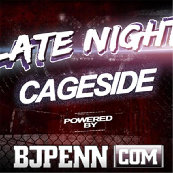 Late Night Cageside