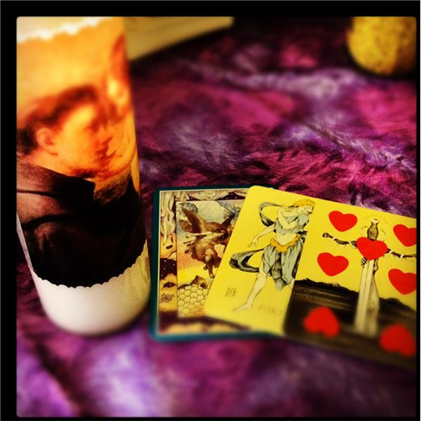 Angels Tarot and Conjure