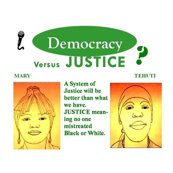 democracy versus justice