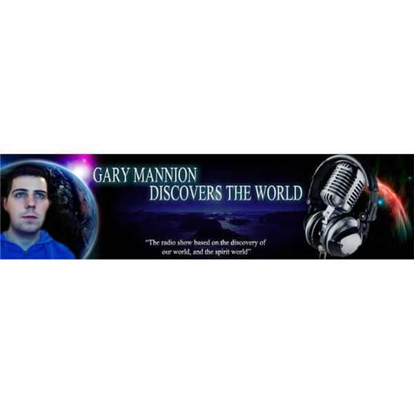 Gary Mannions discovers the world