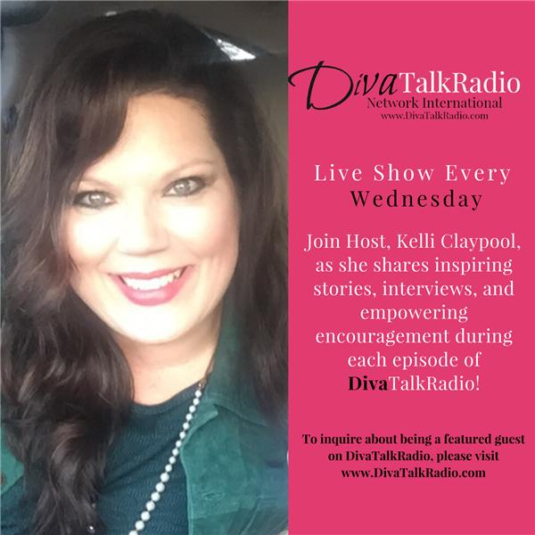 Kelli at DivaTalkRadio