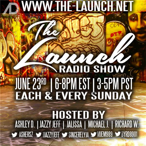 The Launch Radio Show