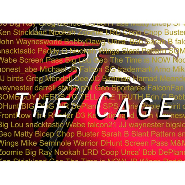 The Falcons Cage Podcast