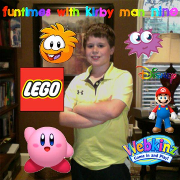 funtimes with kirbyman nine