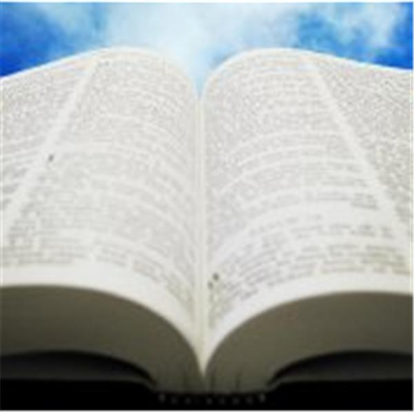 Open the Bible