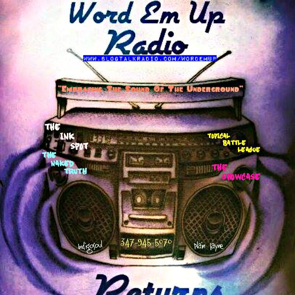 Word Em Up Radio