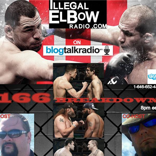 ILLegal ELbow MMA and More