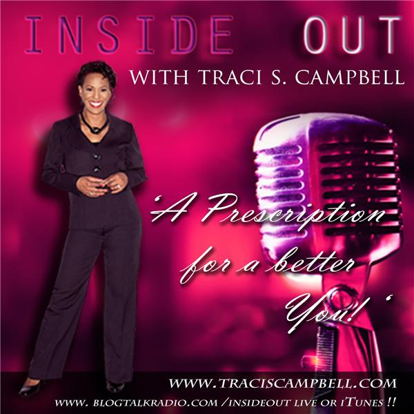 InsideOut LIVE Traci SCampbell