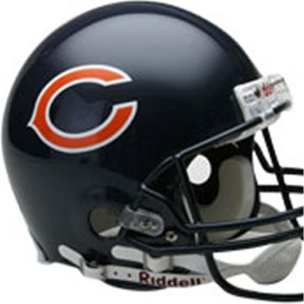 Chicago Bears Football by RLSN