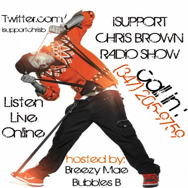 iSUPPORT CHRiS bROWN