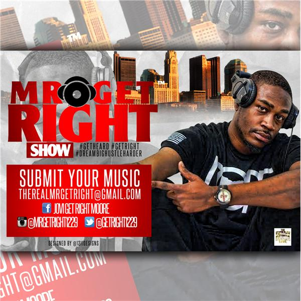 The Mr Get Right Show