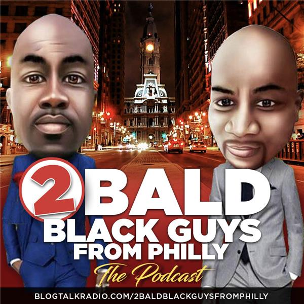 2 Bald Black Guys From Philly