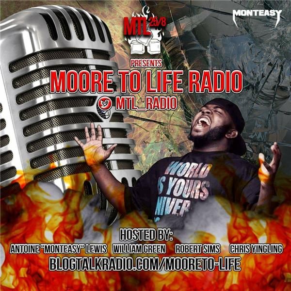 Moore To Life Radio