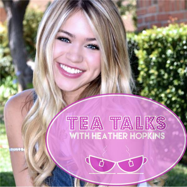 Tea Talks with Heather Hopkins