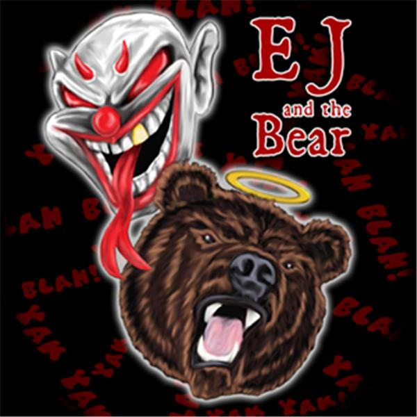 EJ and the Bear