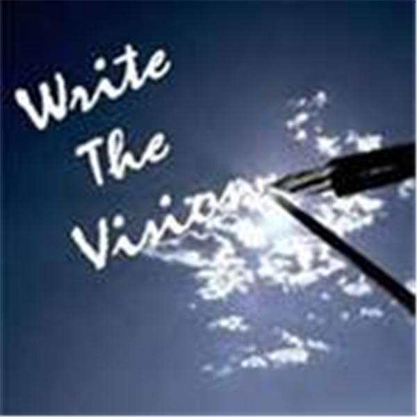 Write the Vision and Make It Plain