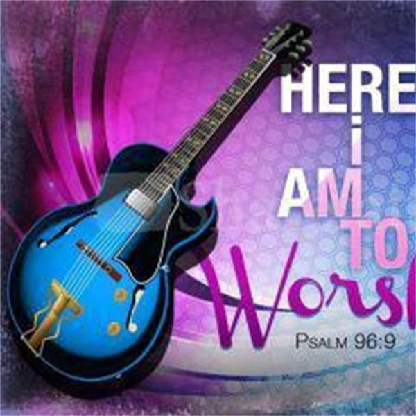 HereWeAreToWorshipMinistries