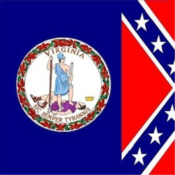 The Confederacy Never Surrendered