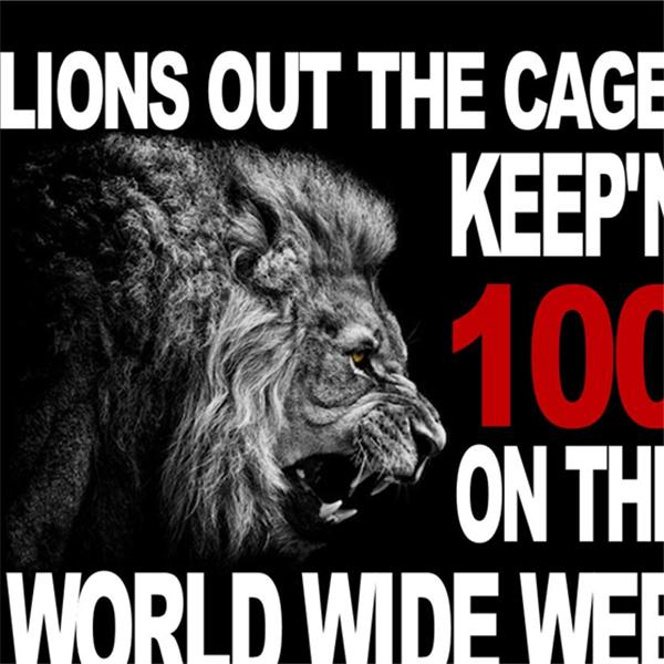 The Lions are Out the Cage