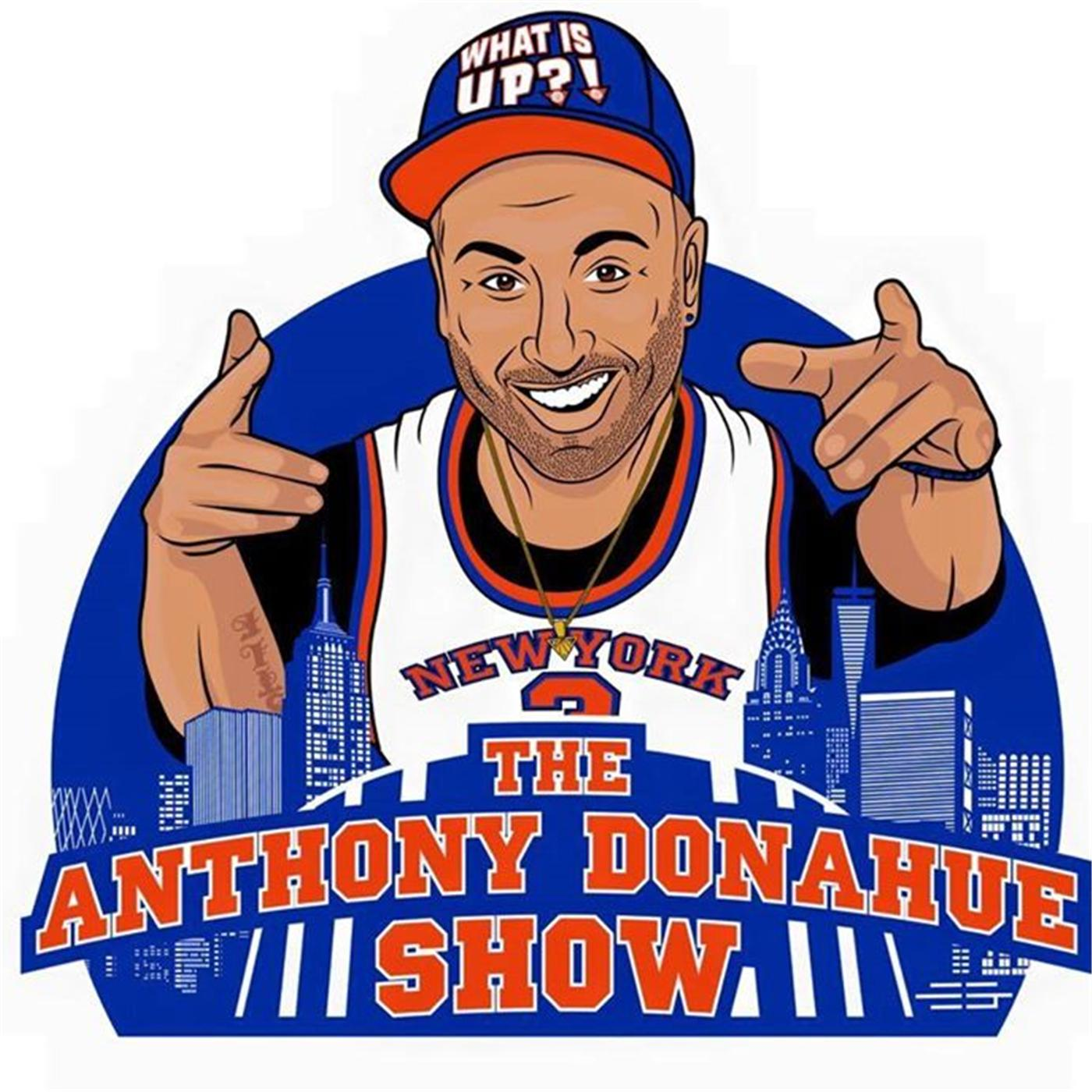 The official show for Knicks fans