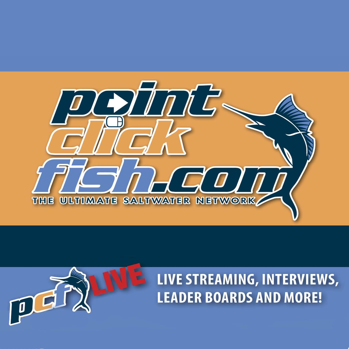 PointClickFish.com - Fishing Podcast Radio