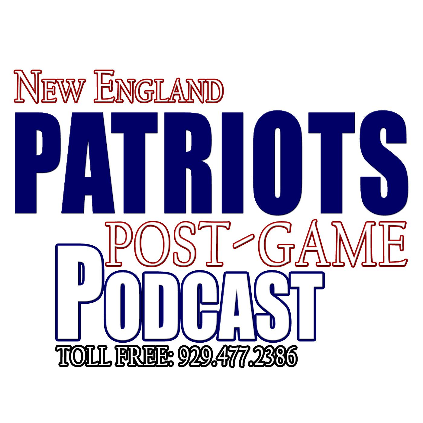 Patriots Post Game Show | CLNSRadio