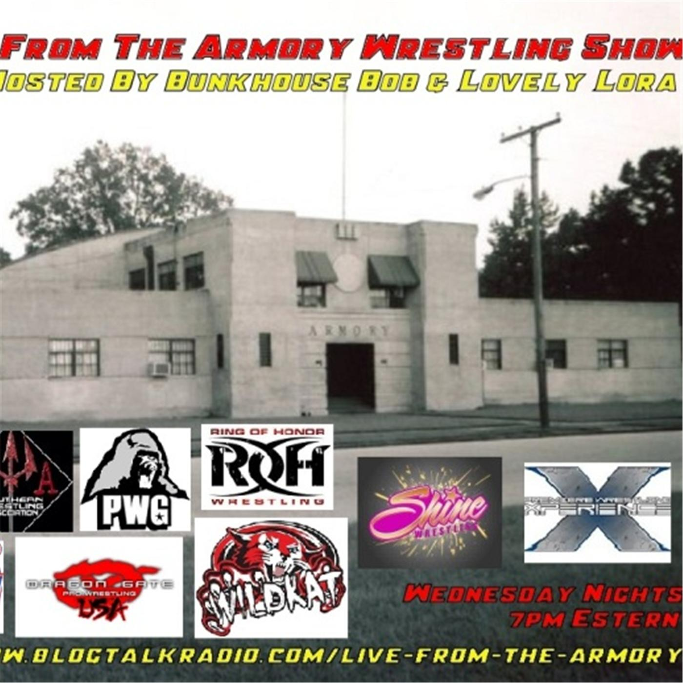 LIVE! From The Armory Wrestling Show
