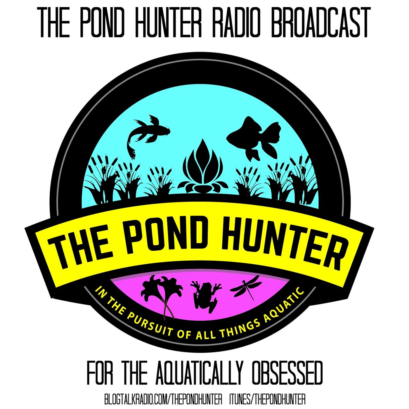 The Pond Hunter Radio Broadcast