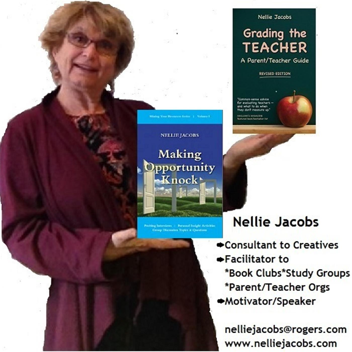 Igniting Imagination with Nellie Jacobs