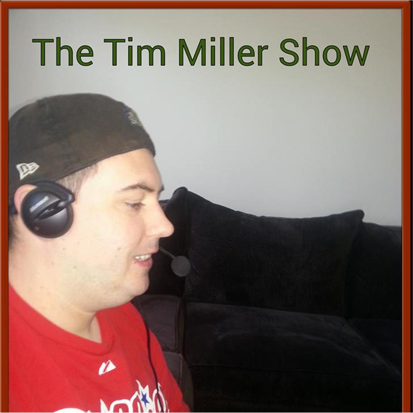The Tim Miller Sports Show