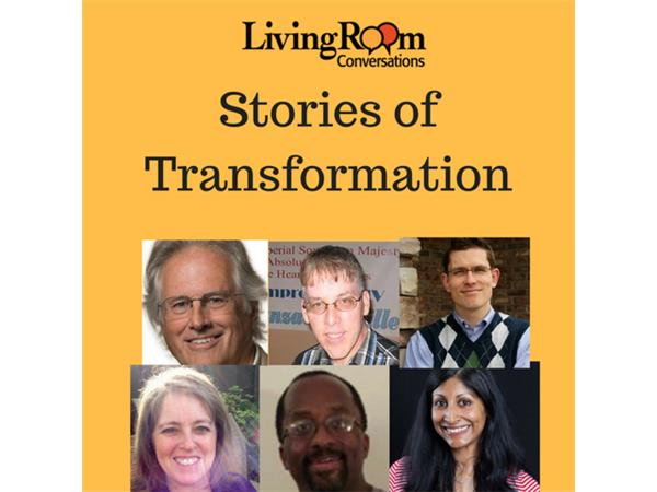 Stories Of Transformation A Living Room Conversation