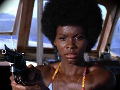 gloria hendry live and let die