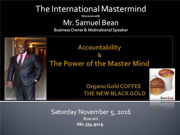 think and grow rich mastermind with samuel bean 11 05 by think and