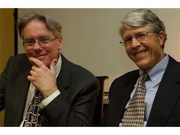 Douglas Preston & Lincoln Child are LIVE in the Authors on the Air ...