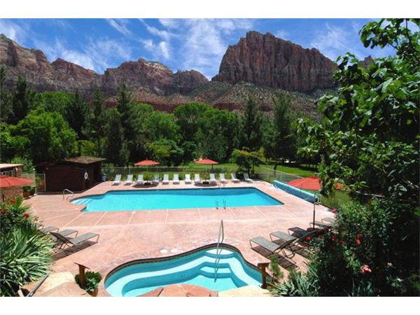 Getaway To Zion National Park