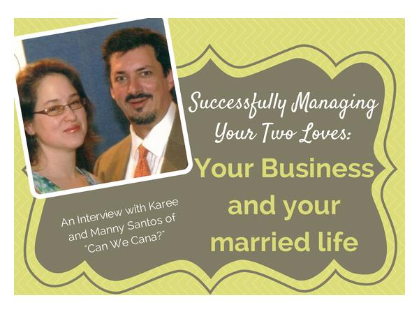 Successfully managing your two loves your business and your successfully managing your two loves your business and your marriage colourmoves