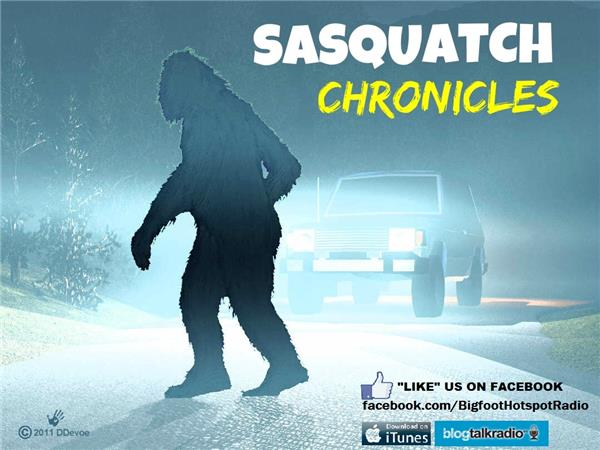 BTR: Sasquatch Chronicles | Blog Talk Radio