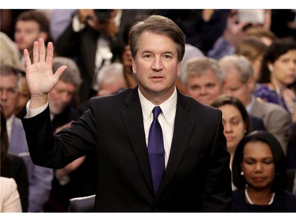 Kavanaugh fights second sexual misconduct allegation