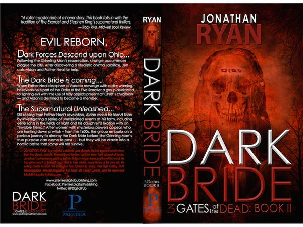 3 Gates of The Dead Horror Author, Feature Film Producer, Advocate Jonathan Ryan