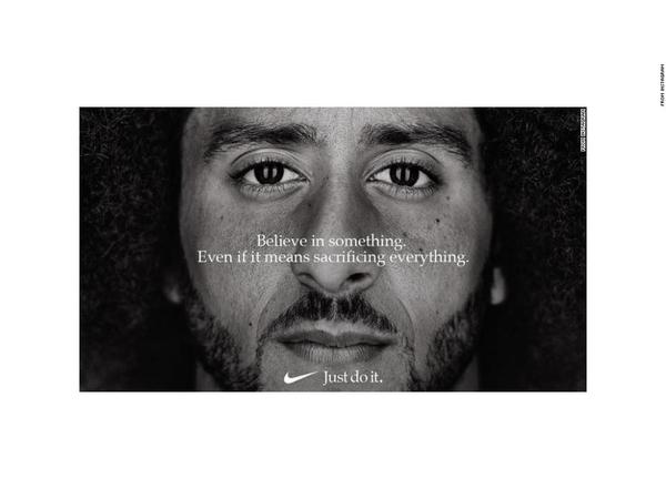 Nike's controversial new ad draws in more millennial investors