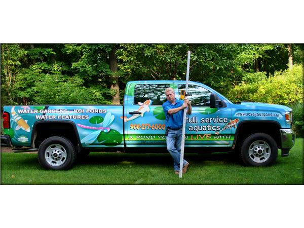 The Koi Pond Water Garden Podcast Online Radio by The Pond Hunter
