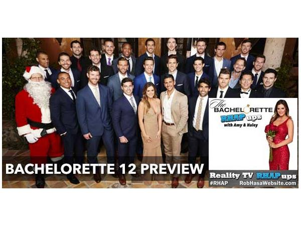Bachelorette Season 12 Cast Preview And Draft With Jordan Parhar