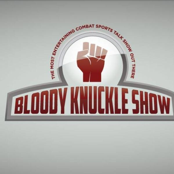 Bloody knuckles show