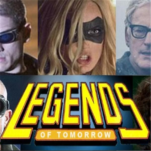 DC Legends of Tomorrow Talk Podcast