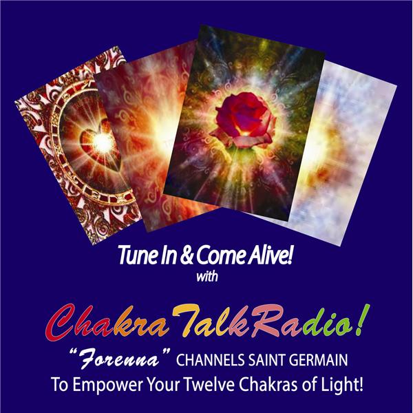 Come Alive With Chakra Talk Radio