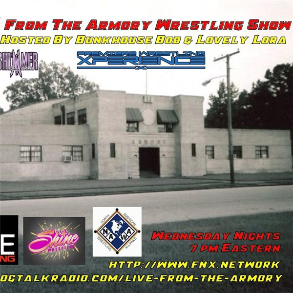 LIVE From The Armory Wrestling
