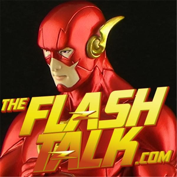 The Flash Talk from DC Comics CW
