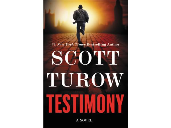SCOTT TUROW LIVE On Authors On The Air With Host Pam Stack  Presumed Innocent Author