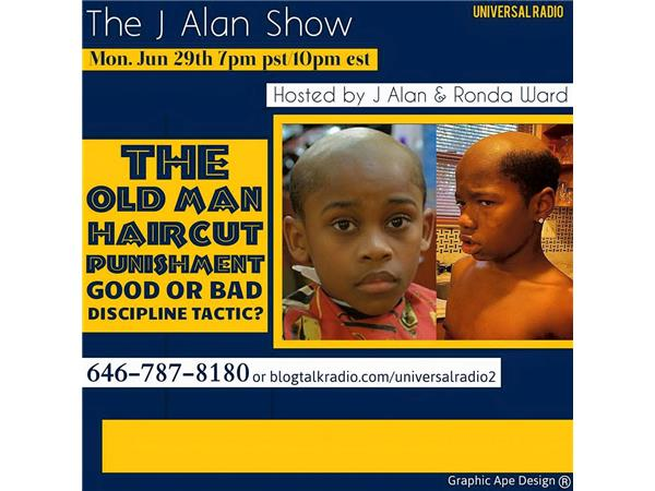 Fine The J Alan Show The Old Man Haircut Punishment Good Or Bad Short Hairstyles For Black Women Fulllsitofus