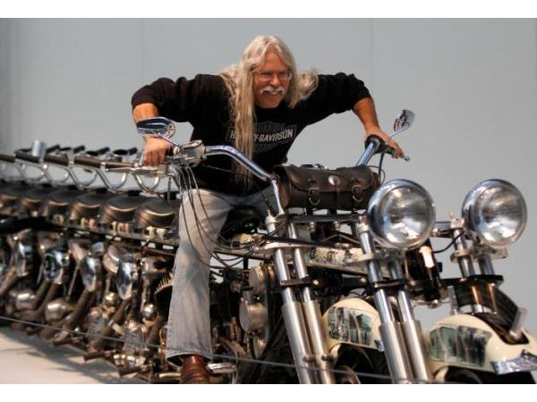 classic chrome with stephen 'doc' hopkins of doc's harley davidson